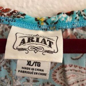 Ariat Tops - Ariat top. XL